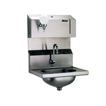 Eagle HSA-10-FDPE-1X Hand Sink, wall mount, 13-1/2