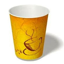 HOT CUP PAPER 8 OZ (1000) CHAMPAGNE