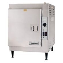 Cleveland 21CET16 Steamcraft Ultra 5 Convection Steamer, electric, countertop, 1 compartment, (5) 12 x 20 x 2-1/2