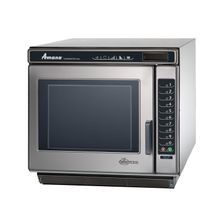 Amana RC17S2 Amana Commercial Microwave Oven, heavy volume, 4-stage cooking, 100 memory settings, LED display