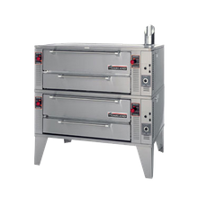 Garland GPD-60-2 Pizza Oven, deck-type, gas, double 75