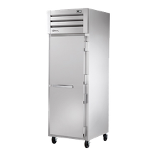 TRUE STA1F-1S-HC SPEC SERIES Freezer, Reach-in, -10F, one-section, stainless steel front & sides, (1) stainless steel door with lock, cam-lift
