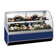 Federal SN-6CD Series 90 Refrigerated Deli Case, 72-1/4