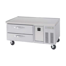 Beverage Air WBC35 Reach-In Blast Chiller, front breathing, designed to reduce the temperature of 35 lbs. of 2 deep, uncovered food from 160F to