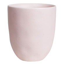 Earth Latte Cup, 8 ounce capacity, pink, set of 2 (2ea/cs), Robert Gordon Australia, Steelite 6155RG106