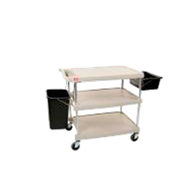 Metro MYWB1 Waste Basket, for utility cart models MY1627, 17-7/8