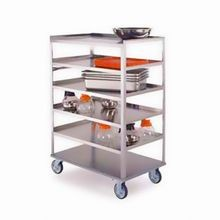Lakeside 449 Open Tray Truck, (8) shelf, shelf size 35