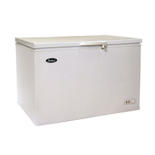 Atosa MWF9007 Atosa Solid Top Chest Freezer, 7 cu. ft., solid hinged lid with lock