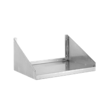 Channel MWS2424 Microwave Shelf, wall-mounted, solid, 24