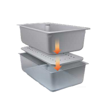 Hatco HDW-SPILL Water/Spillage pan, (one per drawer), (excludes HDW-1R2, -2R2), each