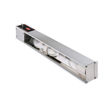 Hatco HL-24-120-QS Glo-Rite Display Light, strip type with aluminum housing & toggle switch, 24