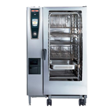 Rational B228106.43 (SCC 202 E 480V) SelfCooking Center Combi Oven/Steamer, electric, (20) 18