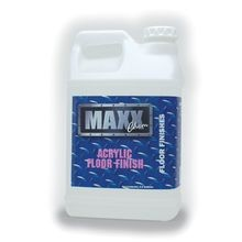 FLOOR FINISH ACRYLIC MAXX 2/2-1/2 GAL