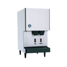 Hoshizaki DCM-270BAH-OS Opti-Serve Ice Maker/Water Dispenser, Cubelet-Style, air-cooled, self-contained condenser, production capacity up to 288