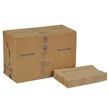DISPENSER NAPKIN NATURAL 1 PLY GREEN PRINT XPRESSNAP (6000)