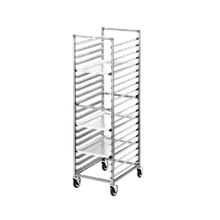 Channel WS03 Bun Pan Rack, Walk-In, mobile, 20-1/2