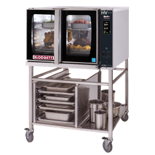 Blodgett HVH-100G BASE HydroVection Oven with Helix Technology, Gas, full size, (base section only) capacity (5) 18