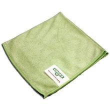 CLOTH MICROFIBER MEDIUM DUTY GREEN 16X16 (10/PK)