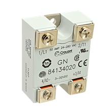 FMP 183-1205 Solid State Relay, 2-1/4