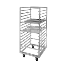 Channel 414S-DOR Roll-In Oven Rack, double section, 29