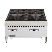 Vulcan VCRH24 Hotplate, gas, countertop, 24
