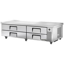 TRUE TRCB-82-84 Refrigerated Chef Base, 82-3/8
