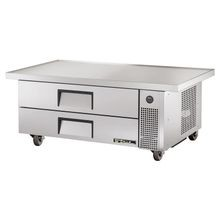 TRUE TRCB-52-60 Refrigerated Chef Base, 51-7/8