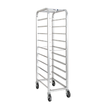 Channel AXD522P Lifetime Tough Platter Rack, Heavy Duty, mobile, 13