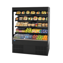 Federal RSSL-678SC Refrigerated Self-Serve Slim-Line High Profile Specialty Merchandiser, 71-1/4