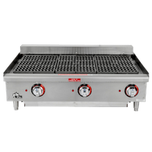 Star 5136CF Star-Max Heavy Duty Charbroiler, electric, countertop, 36