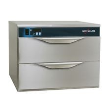 Alto-Shaam 500-2D Halo Heat Warming Drawer, free standing, two drawer, digital controller, (1) 12