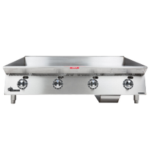 Star 848TA Ultra-Max Griddle, countertop gas, 48