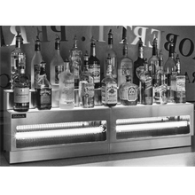 Perlick LMDS2-72L Lighted Merchandise Display, raised 2-tier, 72