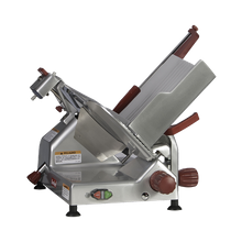 Berkel 829E-PLUS Food Slicer, electric, manual, 1-speed, 45 angled gravity feed, up to 5/8