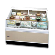 Federal SN-8CD-SS Series 90 Refrigerated Self-Serve Deli Case, 96