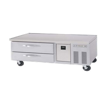 Beverage Air WBC60 Undercounter Blast Chiller, front breathing, designed to reduce the temperature of 70 lbs. of 2 deep, uncovered food from 160F