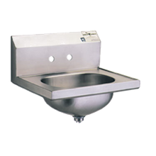 Eagle HSA-10-1X Hand Sink, wall mount, 13-1/2
