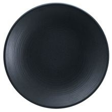 Chena Black Bread Plate, 6