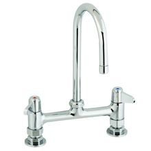 T&S Brass 5F-8DLX05 Equip Faucet, 8