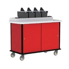 Lakeside 70430 Condi-Express Condiment Cart, 69-1/2