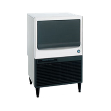 Hoshizaki KM-115BAJ Ice Maker with Bin, Cube-Style, air-cooled, self-contained condenser, production capacity up to 115 lb/24 hours at 70/50 (88 lb