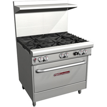 Southbend X-4361D Ultimate Restaurant Range, gas, 36