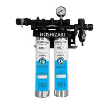 Hoshizaki H9320-52 Water Filtration System, twin configuration, 19.11