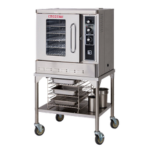 Blodgett DFG-50 ADDL Convection Oven, gas, half-size, single-deck, capacity (5) 13