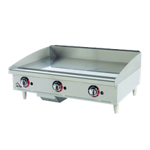 Star 636TF (Quick-Ship) Star-Max Heavy Duty Griddle, Gas, Countertop, 36