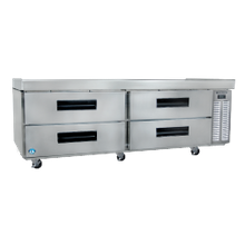 Hoshizaki CRES72 Commercial Series Refrigerated Equipment Stand, two section, 72-1/2