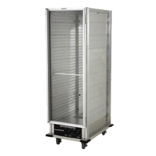 Star E9451-HP34CDN Mobile Heater Proofer Cabinet Non-Insul Holds 34-18X26 Pans