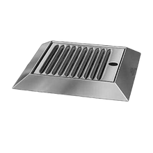 Perlick C18635A C18000 Series Drip Tray Trough, surface mount, 8-3/4