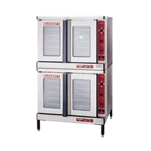 Blodgett MARK V-100 DBL Convection Oven, electric, double-deck, standard depth, capacity (5) 18