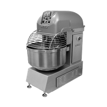 Hobart HSL220-1 Hobart Spiral Mixer, 6.0 HP spiral motor & .75 HP bowl motor, 220-pound capacity, two fixed speeds with dual 20 minute timers plus a